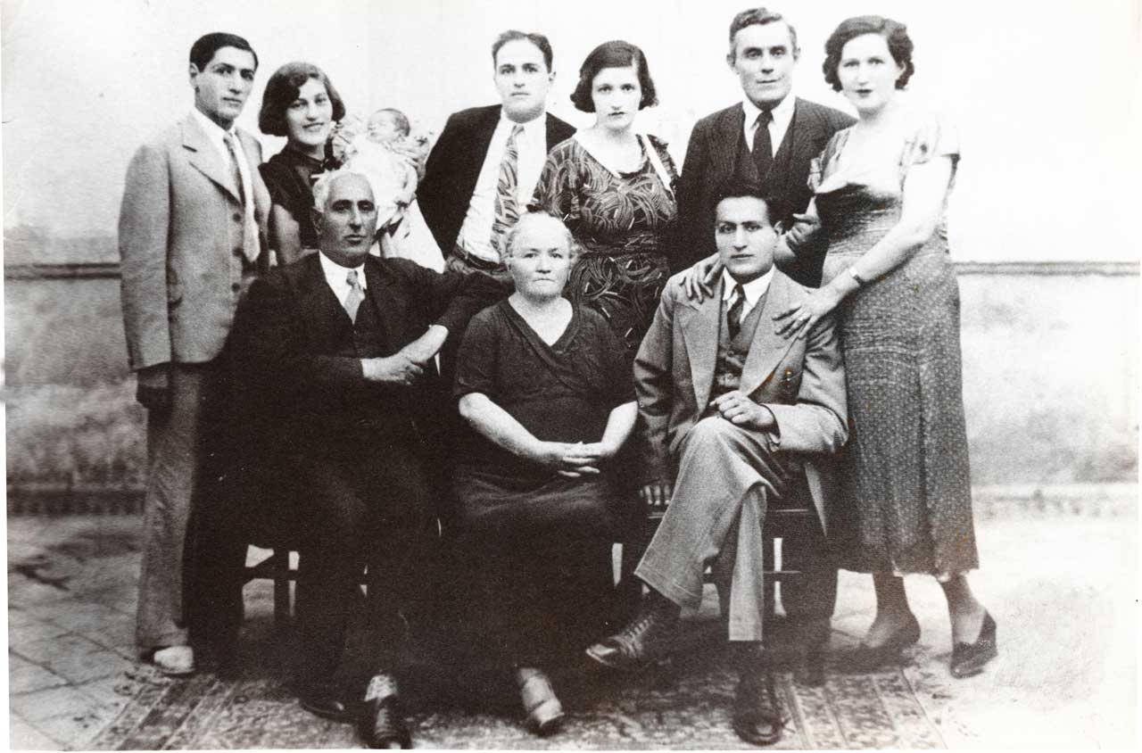 Sarvarians in Early 30's