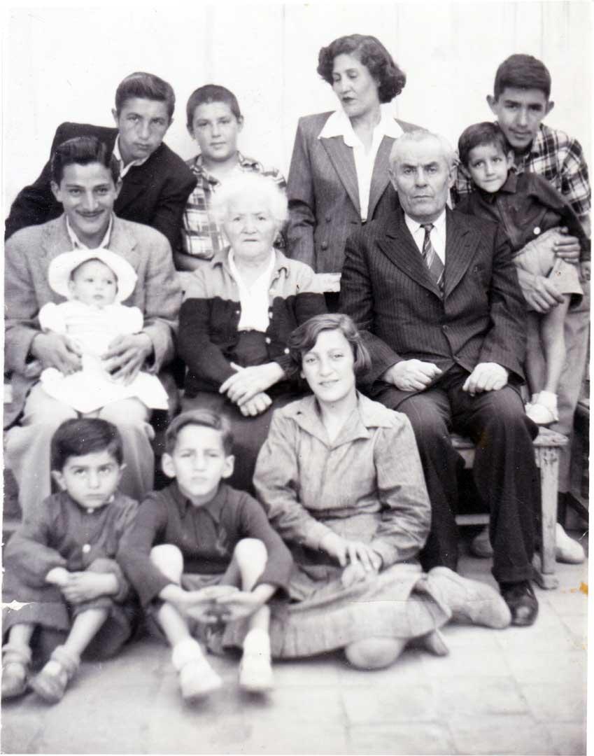 Sarvarians at early 1950's.
